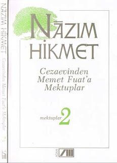 Nazım Hikmet - Bütün Eserleri 28 - Mektuplar 2 - Cezaevinden Mehmet Fuat'a Mektuplar
