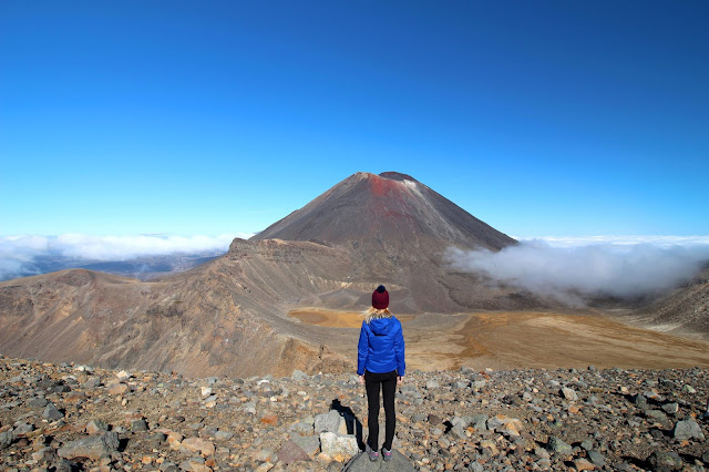 Tongariro Alpine Crossing Nouvelle Zelande