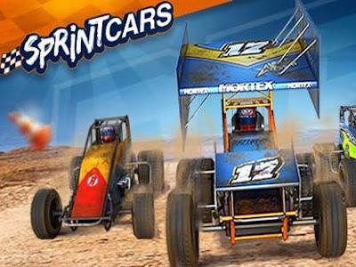 Dirt Trackin Sprint Cars APK + OBB v1.0.5 Offline