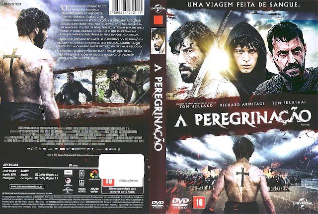 Capa DVD A Peregrinação (Oficial *)