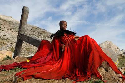 Image of Florence Kasumba in Emerald City Series (30)