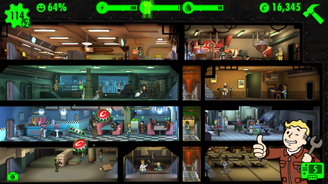 Download Game Fallout Shelter MOD cho Android
