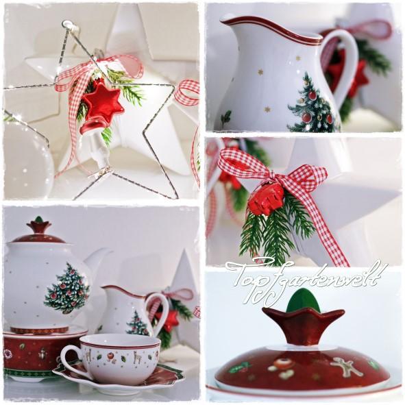 Weihnachtsdeko Villeroy-Boch Weihnachtsgeschirr