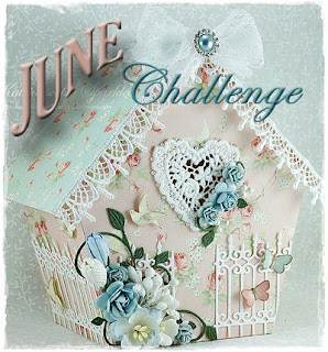 June Challenge -  In the Garden