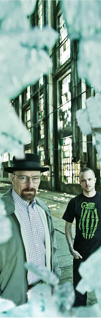 Meet Walter White and Jesse Pinkman, the most badass drug duo only on AXN