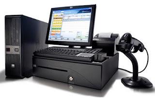 Cash Register atau Pont Of Sale