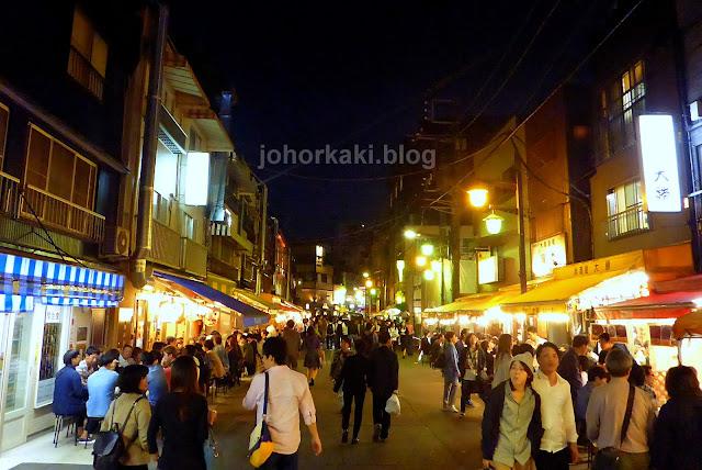 Asakusa-Food-Street