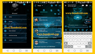 Download BBM Mod Jarvis Tech UI V2 Versi 2.13.1.14 apk + BBM2
