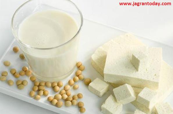 Swadisht Soyabean Milk Banne ki Saamagri