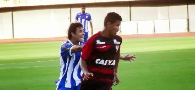 Copa Governador  Galícia 1 x 2 Vitória 1513f48f61a59