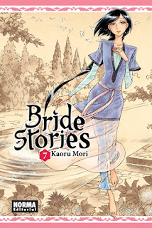 BRIDE STORIES 7  Manga de Kaoru Mori Reseña de Bride Stories desde Norma Editorial