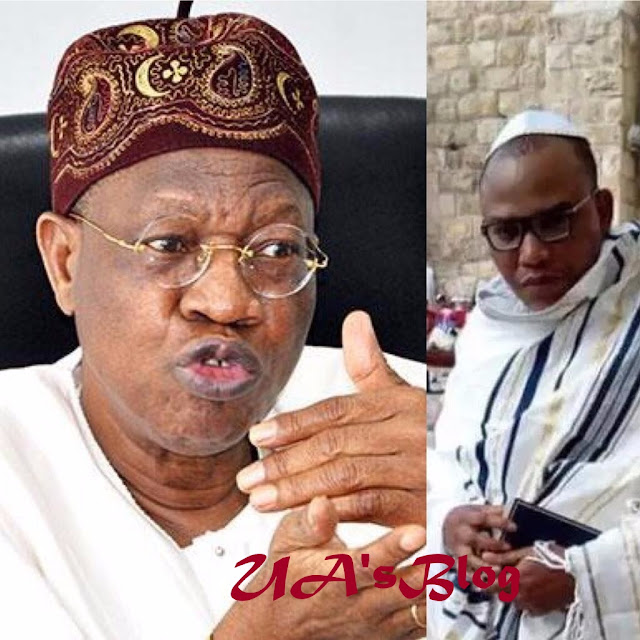 Nnamdi Kanu: I Never Threatened Israel – Lai Mohammed Cries Out