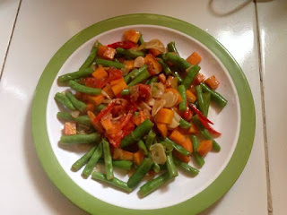 Resep Masakan Ibu Hamil - Tumis Buncis Wortel Bumil