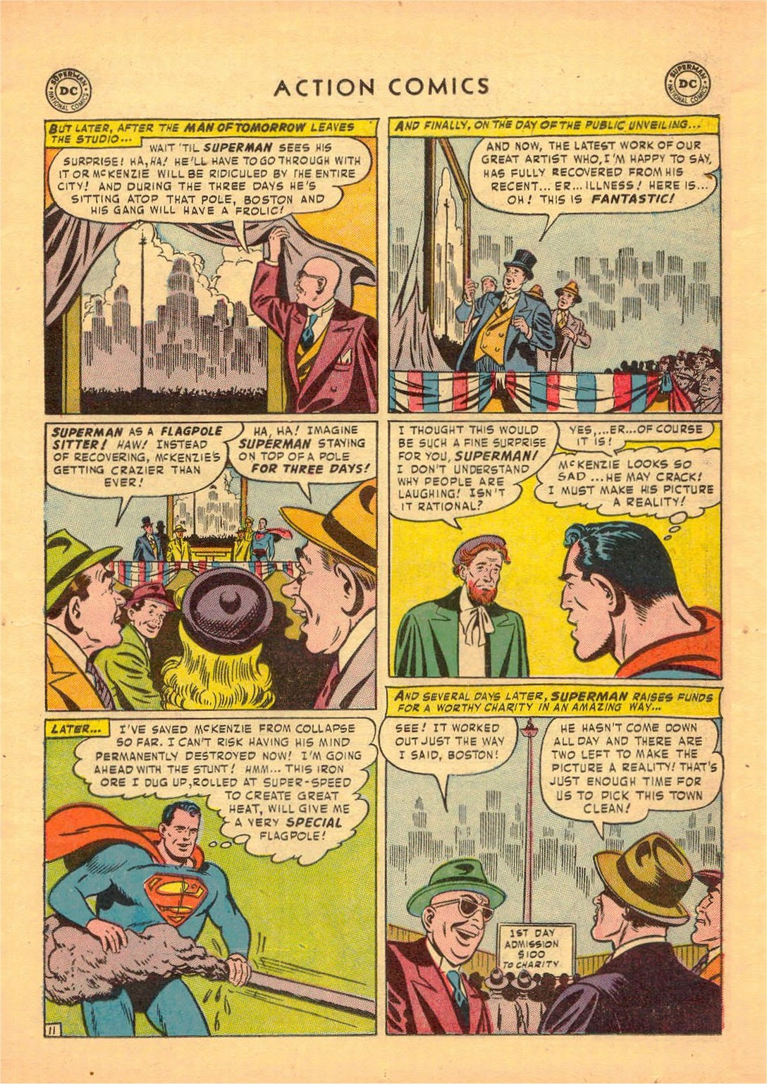 Action Comics (1938) 170 Page 12