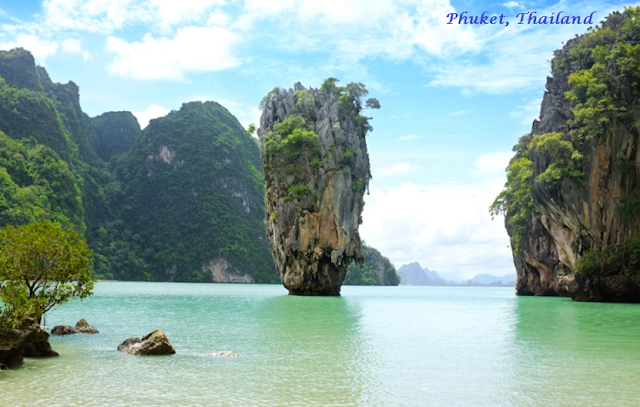 Phuket: A Land Of Smiles