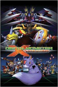 Digital Monster X-Evolution