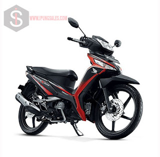 Honda-Supra-X-125-FI- STD-Energetic-Red
