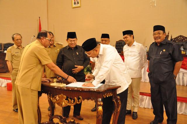 Desas-Desus Pengesahan APBD Kota Medan 2017