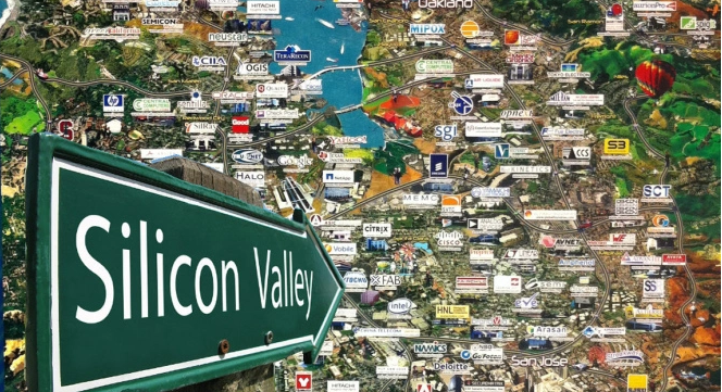 companies from silicon valley
