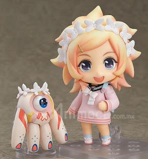 Figura Kogane Asabuki Migite-chan Nendoroid Set Bubuki Buranki