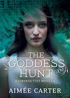 Book Review: the Goddes Hunt by Aimee Carter