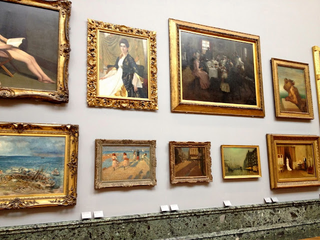 What to do in London visit the Tate Museums