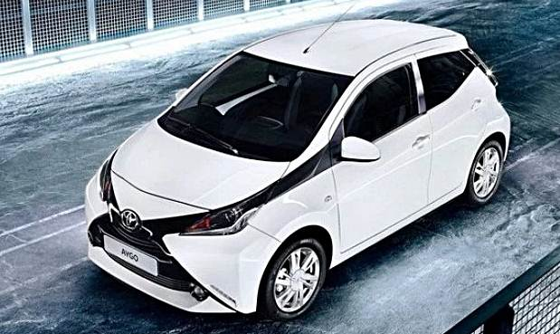 2017 Toyota Aygo Specs Uk – The second time of the Aygo goes with ...