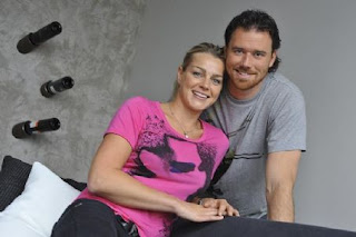 Joe Thornton Wife Tabea