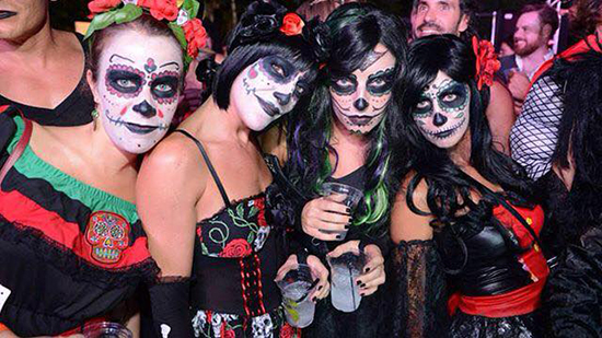 for the 29th year in a row vizcaya museum and gardens is holding its halloween sundowner within the historic property and were giving away tickets worth