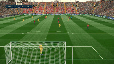 PES 2019 Enhanced Turf Pack v4.3 by Endo