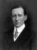 Marconi was born in Italy but raised in England