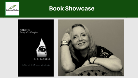 Book Showcase: Arkyne, Story of a Vampire by Caroline Farrell