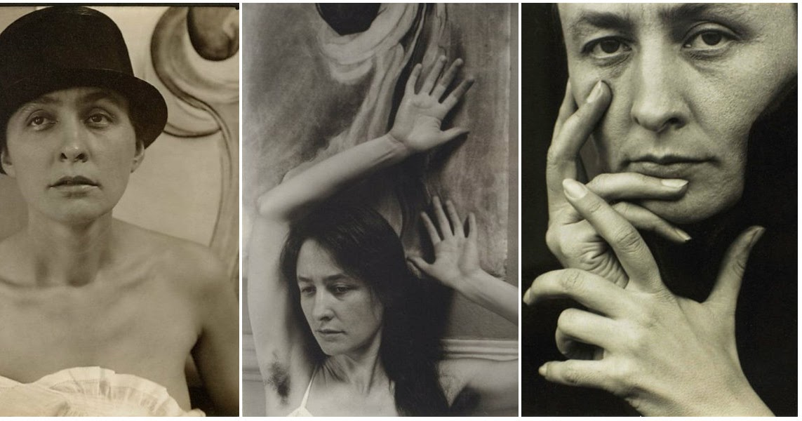 30 Gorgeous Portraits of Georgia O'Keeffe Taken by Alfred Stieglitz From Between the 1910s and 1930s