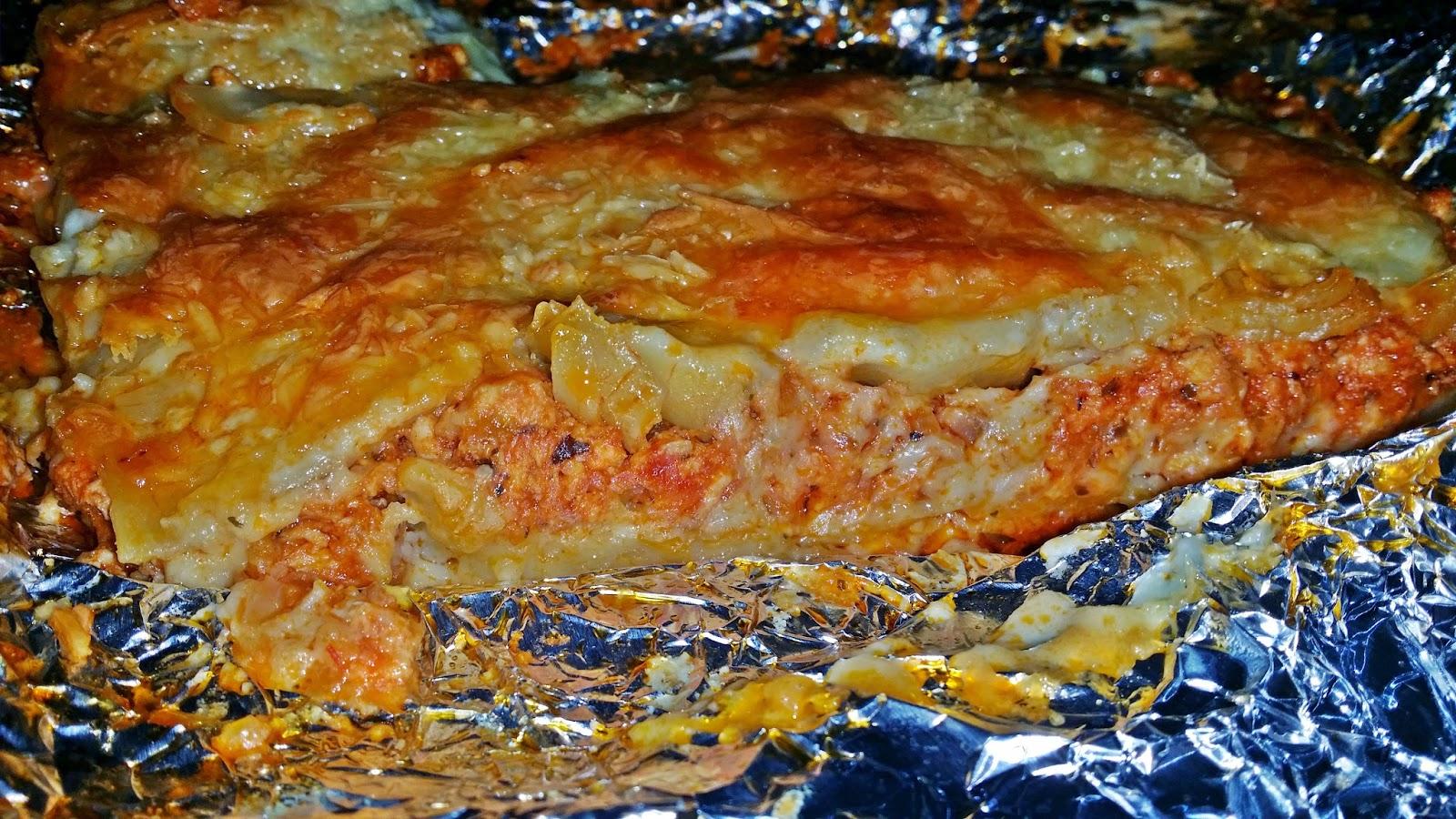 """Resepi Lasagna Yang Tak Berapa Nak Cun Tapi Boleh Tahan Sedap - """" Cahaya Yang Riang Gembira"""