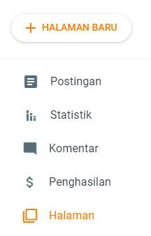 Cara Buat Sitemap di Blogspot