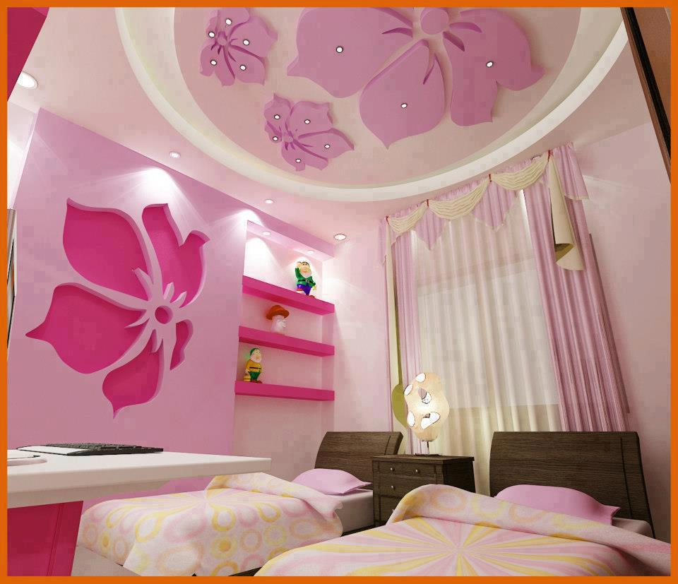 Bedroom Ceiling Designs In Pakistan Navy Blue Bedroom Accessories Bedroom Interior Kerala Style Bedroom Ceiling Going Black: الوان دهان غرف اطفال