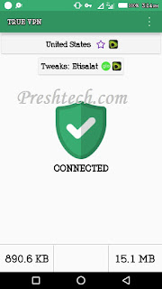 Download True VPN.apk, Another Alternative For The Glo 0.0K, & Etisalat NXTFRWD