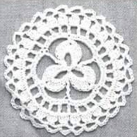 Patrón #1126: Granny a Crochet
