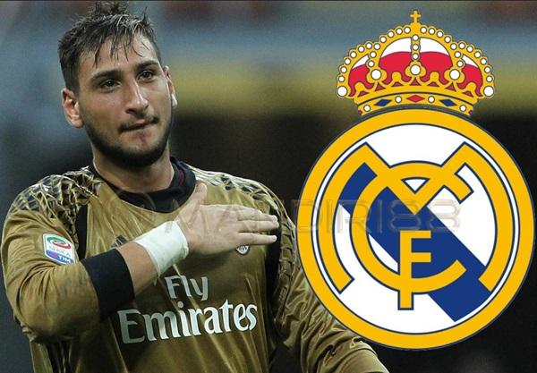 Real Madrid Capai Kesepakatan Verbal Dengan Gianluigi Donnarumma