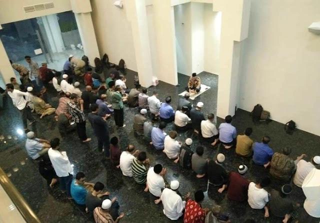 gresik24jam - Disiapkan 6 Imam yang Hapal 30 Juz, Rapat Perdana Takmir Masjid KH Ahmad Dahlan Gresik