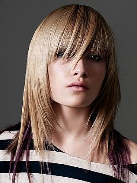Astonishing Trend Fashion 2012 Straight Long Hair Cut And Moved Celebrity Short Hairstyles Gunalazisus