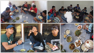 muda mudi banglarangan #MMB goes to gombong jamuan makan