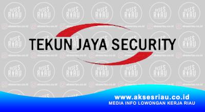 Lowongan PT. Tekun Jaya Security Pekanbaru Januari 2018