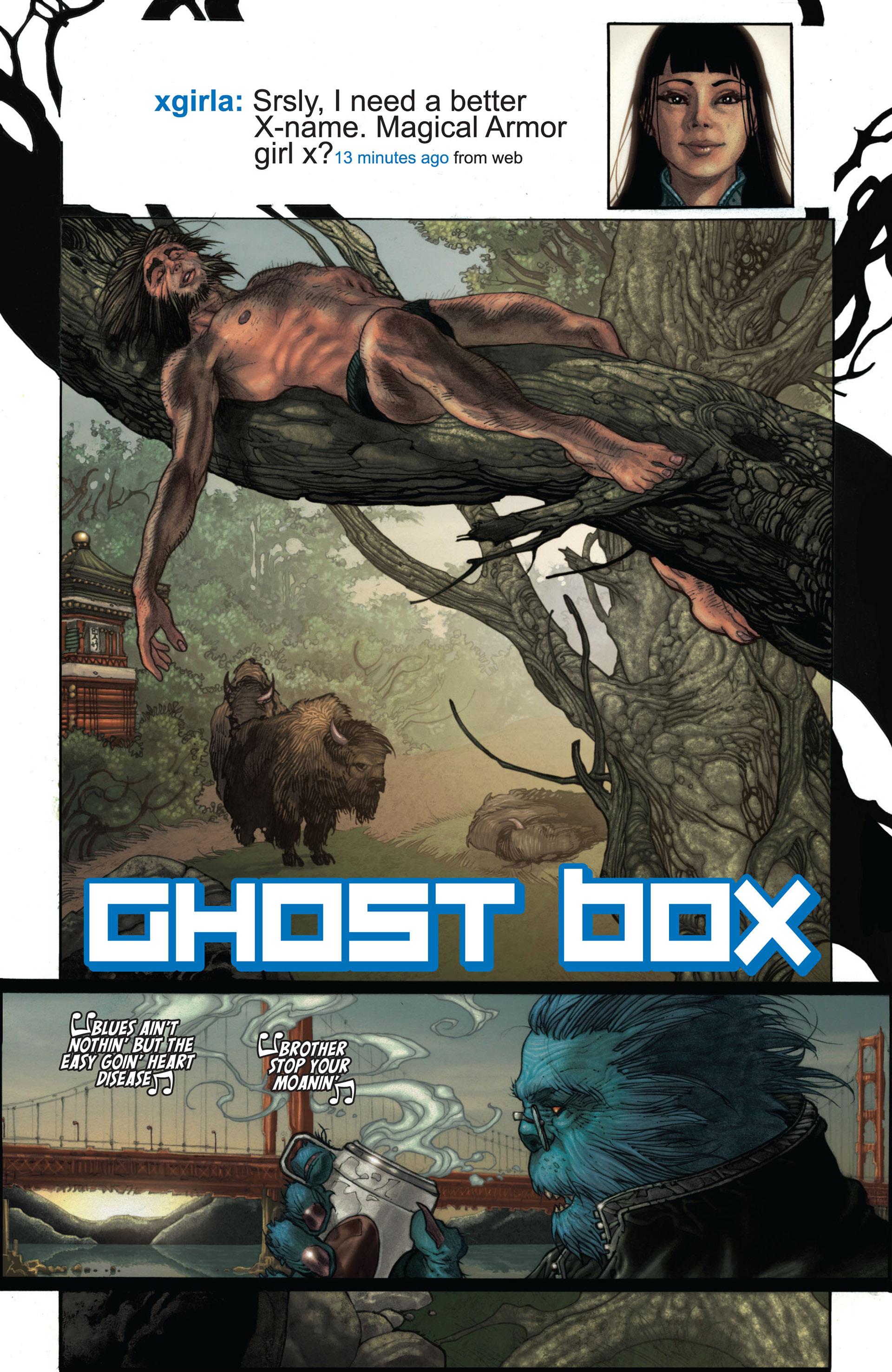 Read online Astonishing X-Men (2004) comic -  Issue #25 - 3