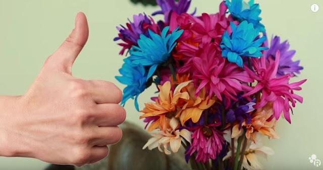 7 ขั้นตอนทำให้ดอกไม้ในแจกันคงความสดอยู่ได้นานที่สุด - How To Make Fresh Flowers Last Longer!