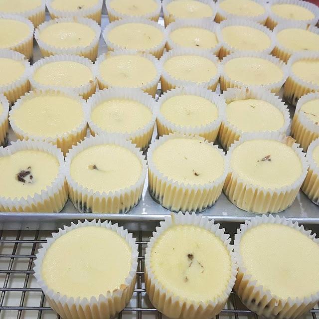Resepi Oreo Cheese Muffin