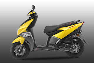 Best scooty in india, tvs ntorque
