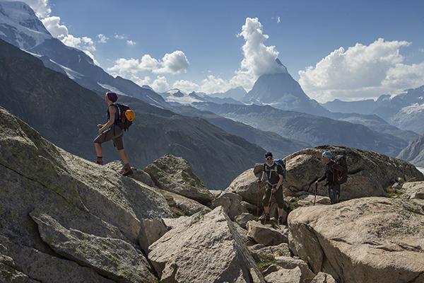Janiina Ojanen vuorikiipeily