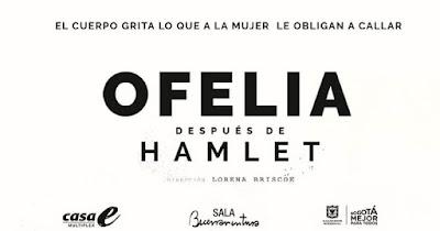 Ofelia después de Hamlet (Teatro) 1
