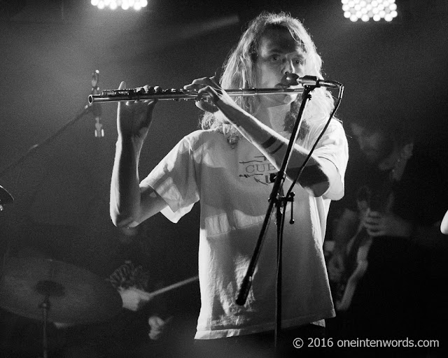King Gizzard and the Lizard Wizard at Velvet Underground in Toronto, May 10 2016 Photos by John at One In Ten Words oneintenwords.com toronto indie alternative music blog concert photography pictures